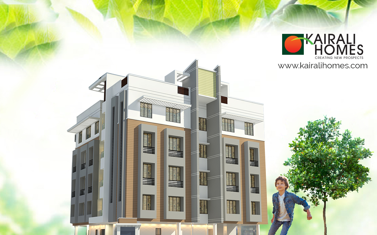 Flats and villas in Thrissur