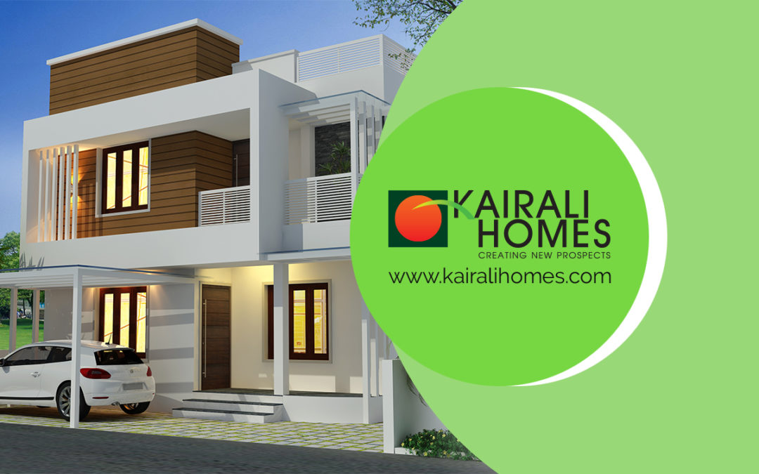 Ready to Occupy Villas in Thrissur from Kairali Homes