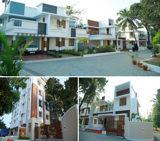 Apartments in Thrissur
