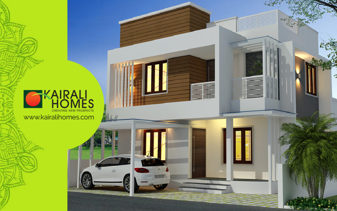 Engineering Brilliance from your Villa Builders in Thrissur